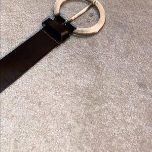 New York and company belt